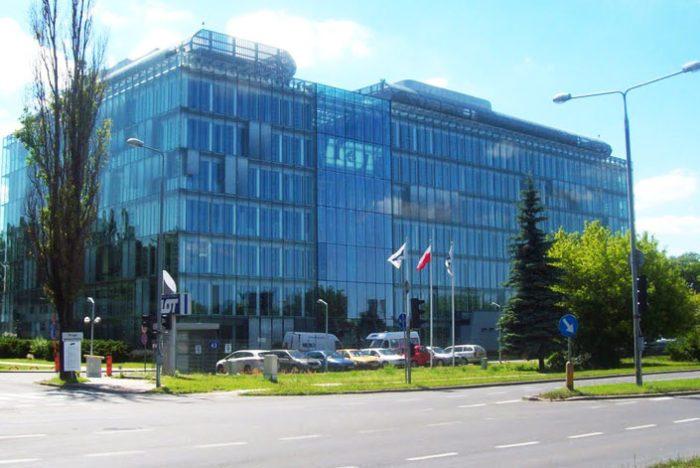 PLL LOT Warszawa