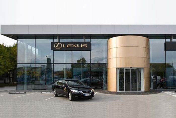Lexus Kaunas