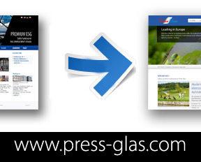 Serwis www press-glas.com w nowej odsłonie