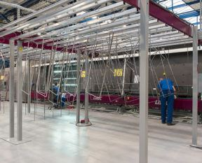 Fully equipped plant in Radomsko