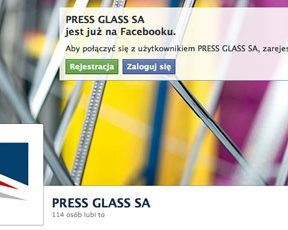 PRESS GLASS is also on Facebook