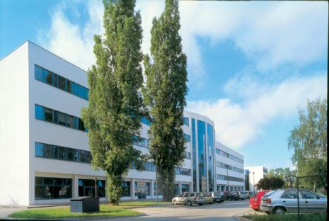 Office building POZNAN