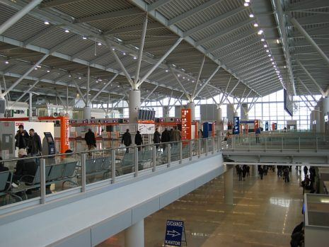 Okecie Airport - WARSAW