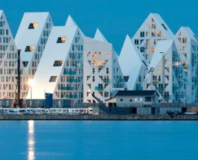 Isbjerget-The Iceberg (Denmark)