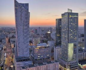 Zlota 44 - The Tallest in The European Union (Poland)