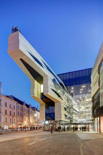 Galeria MM in Poznań (Poland)