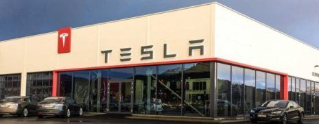 Tesla Motors salon – a new project in Norway