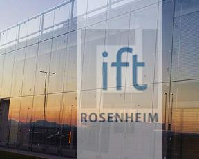 New plant certified by ift Rosenheim