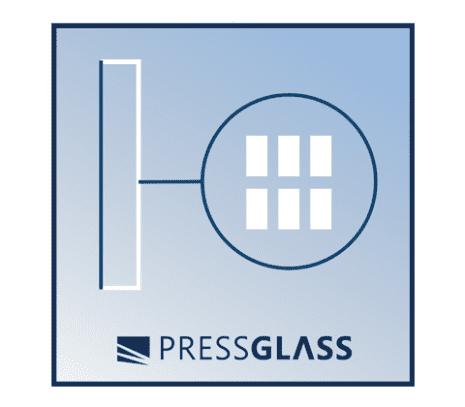 możliwość naniesienia sitodruku na szkło
