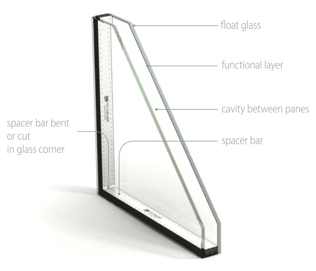 Glazed units press glass sa for Double glazed window units
